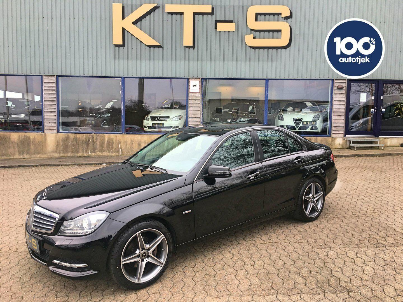 Mercedes C200 1,8 BE 4d - 249.900 kr.