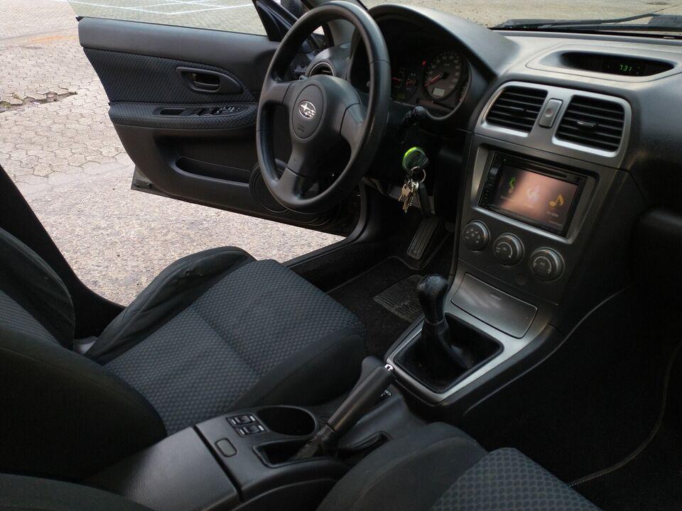 Subaru Impreza, 1,5 R Wagon AWD, Benzin