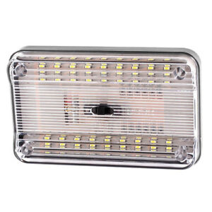 White-36-SMD-LED-Dome-Roof-Ceiling-Interior-Light-Q2U0