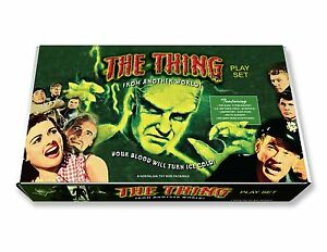 "Marx ""The Thing...from Another World"" Play Set Box."