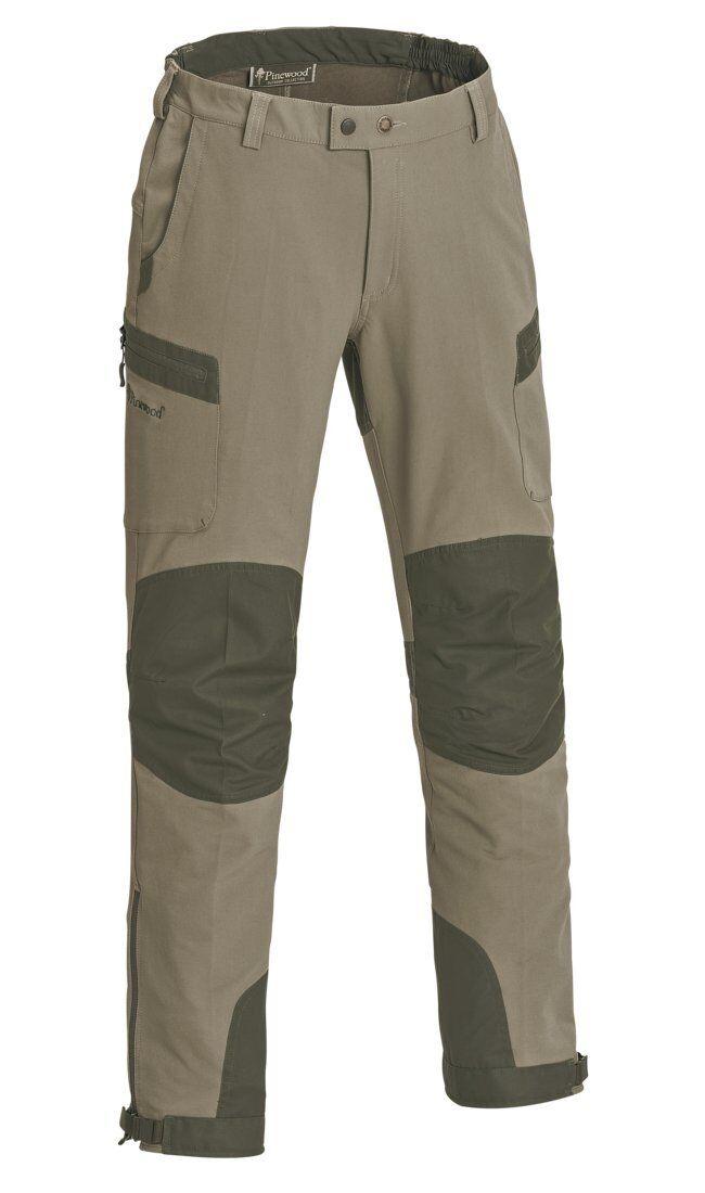 Pinewood Wildmark Stretch 38 waist x 33.5 leg herren ultimate outdoors trousers