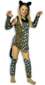 Katze Schnurrli Kätzchen Tiger Kinder Karneval Kostüm 128 164 Ebay