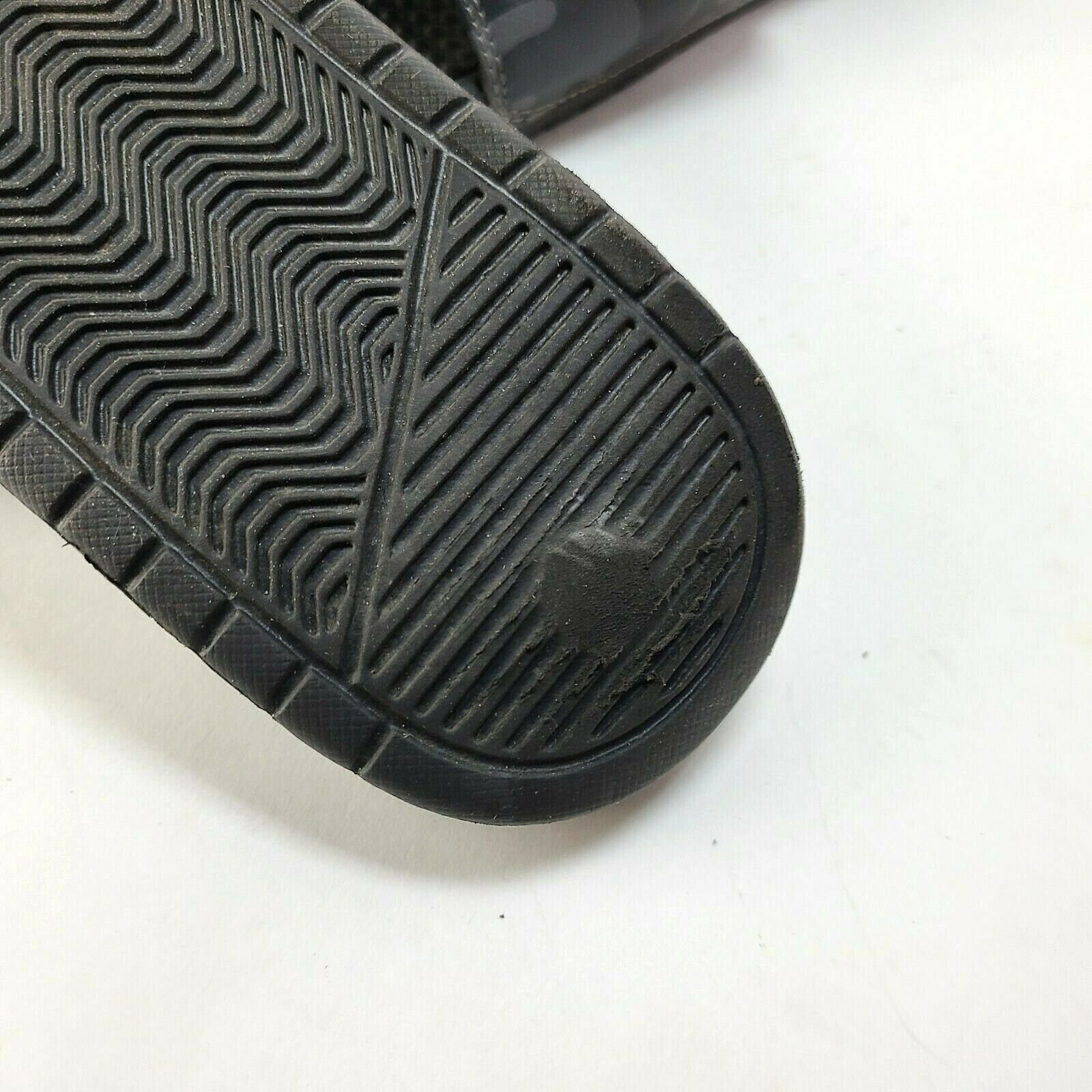 Nike Printed Sports Slide Sandals Men's Size 10 Black Camo