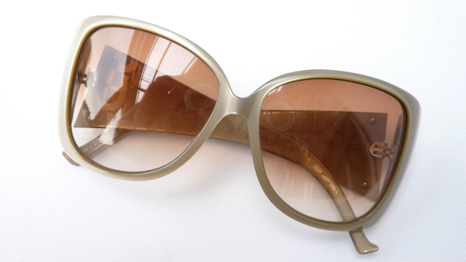 Aigner lujo-gafas de sol con grandes tarros señora gafas con anchuras planchar talla m