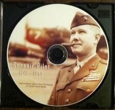 """Corsair Pilot, 1949-1954"" DVD, With Never-Seen Film of Corsair Carrier Action!"