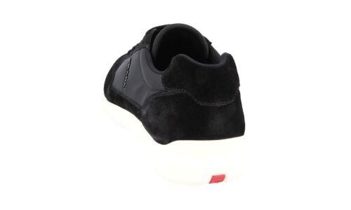 Luxueux 40 4e3222 Noir Chaussures Prada 5 Nouveaux 6 40 15qcAc