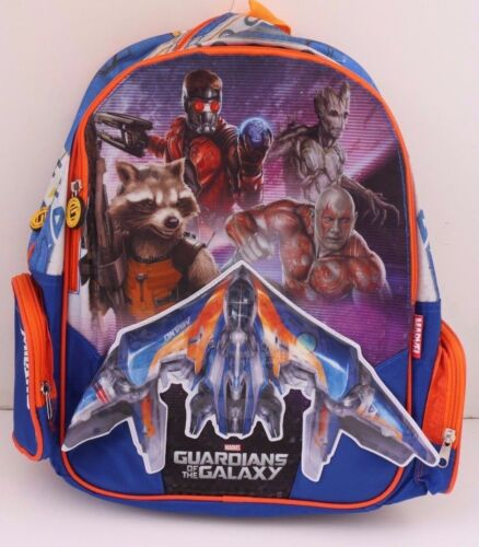 Marvel Guardians Of The Galaxy Milano Back-Pack Kids Boys NWT