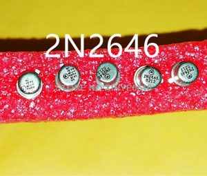 1pcs 2N2646 Bipolar Transistors CAN-3