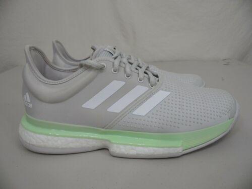 Adidas SoleCourt Tennis Shoes #EF2075 - WOMENS 10.