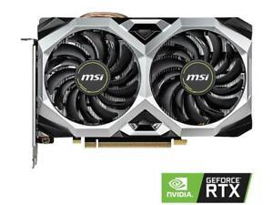 MSI-GeForce-RTX-2060-DirectX-12-RTX-2060-VENTUS-XS-6G-OC-6GB-192-Bit-GDDR6-PCI-E
