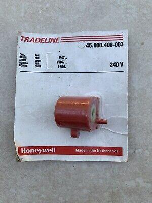 Honeywell v47 and vr47 Solenoid Valve 45.900.406.003.NEW