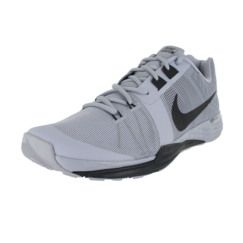 NIKE TRAIN PRIME IRON DF WOLF gris  Noir blanc 832219-003 Hommes US SIZES