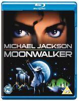 Michael Jackson: Moonwalker [blu-ray Disc] Musical Movie Cult Classic Moon