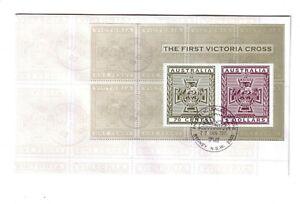 2015-FDC-Australia-The-First-Victoria-Cross-M-S-Various-FDI-postmarks