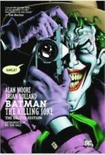 Batman: The Killing Joke Deluxe Edition NM! Alan Moore Brian Bolland Hardcover