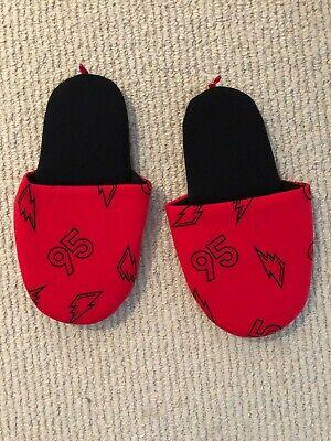 lightning mcqueen slippers