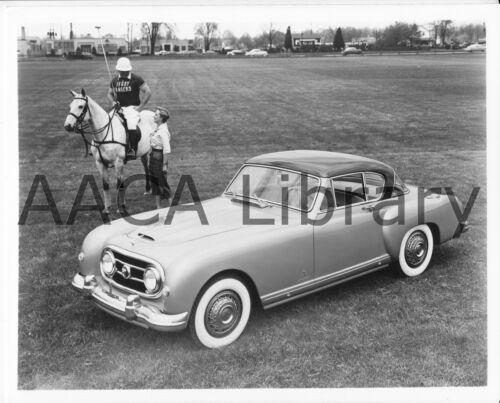 Picture 1954 Nash Healey Two Door Hardtop Factory Photo Ref. #58921