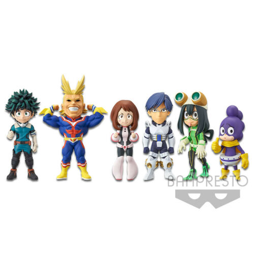 My Hero Academia MHA Uraraka Ochaco World Collectable Figure WCF Collection V.1