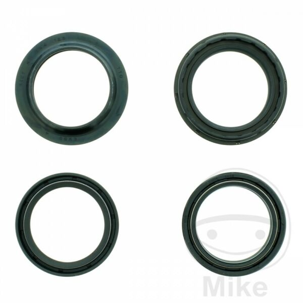 All Balls Front Fork Oil Seal & Dust Cap 56-132 Kle650e Versys 2015-2016