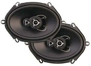 Precision-Power-SD-573-175-Watts-5-034-x7-034-3-Way-Coaxial-Car-Audio-Speakers-5-034-x-7-034