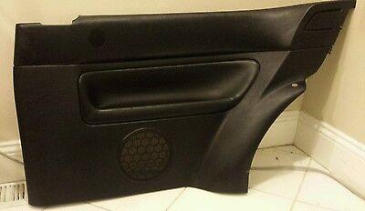 VW Mk4 Golf GTi R32 99-05 Passener Side Rear Quarter Panel Card Leather 2 Door