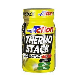 Proaction-Thermo-Stack-Gold-90-cpr-Termogenico-Bruciagrassi-con-Tirosina-Fucus