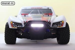 Led light bar for rpm bumper traxxas slash 110 4x4 2wd waterproof image is loading led light bar for rpm bumper traxxas slash mozeypictures Images