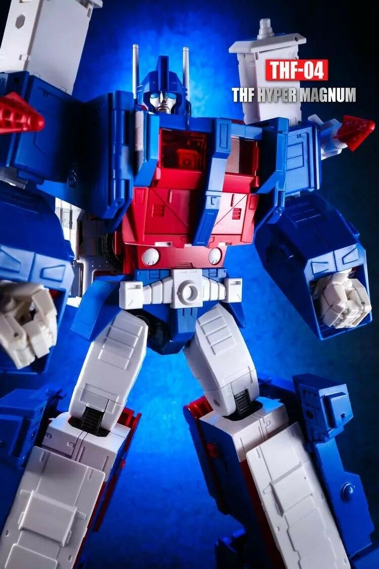 Transformers Ultra Magnus THF04 MP22 KO Action Figure Toy