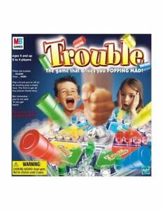 NEW Board Games Trouble
