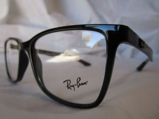 4401c79586 Eyeglasses Ray Ban Rx8905 5843 53-18 Black Carbon for sale online