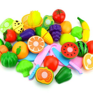 Kids-Kitchen-Fruit-Vegetable-Food-Pretend-Role-Play-Cutting-Sets-Toy-Affordable