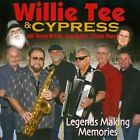 Legends Making Memories by Willie Tee & Cypress (CD, Jul-2012, Jin)