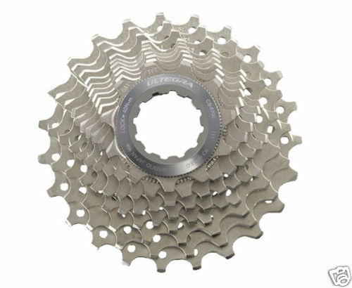 Shimano Ultegra 6700 Road Bike 10 speed Cassette 11-25