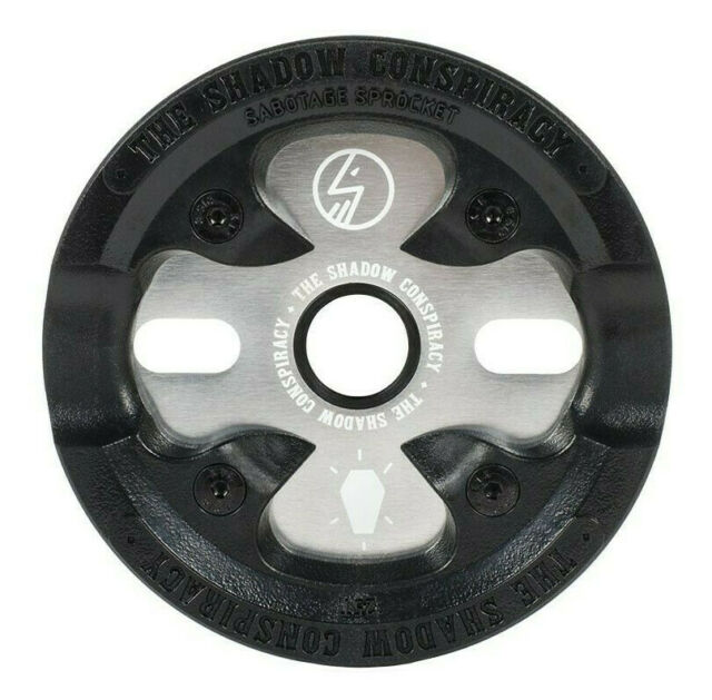 SUBROSA SPEED SPROCKET 25t BMX BIKE BICYCLE FIT CULT HARO SE SHADOW BLACK NEW