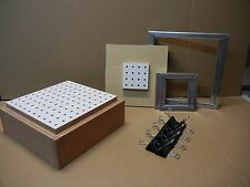 Vacuum Formerforming 2 In 1 12 X 12 And 6 X 6 Formingmachine Box