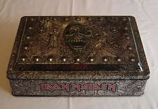 Iron Maiden Eddie's Archive 1st Edition Collector Tin