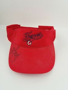 Indiana-Fever-2004-WNBA-24-Tamika-Catchings-Signed-Visor-Hat-Galyans-Sports