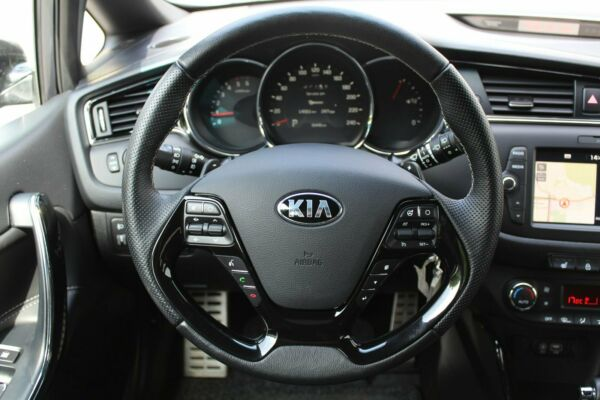 Kia Ceed 1,6 CRDi 136 GT-Line Limit. SW DCT billede 8