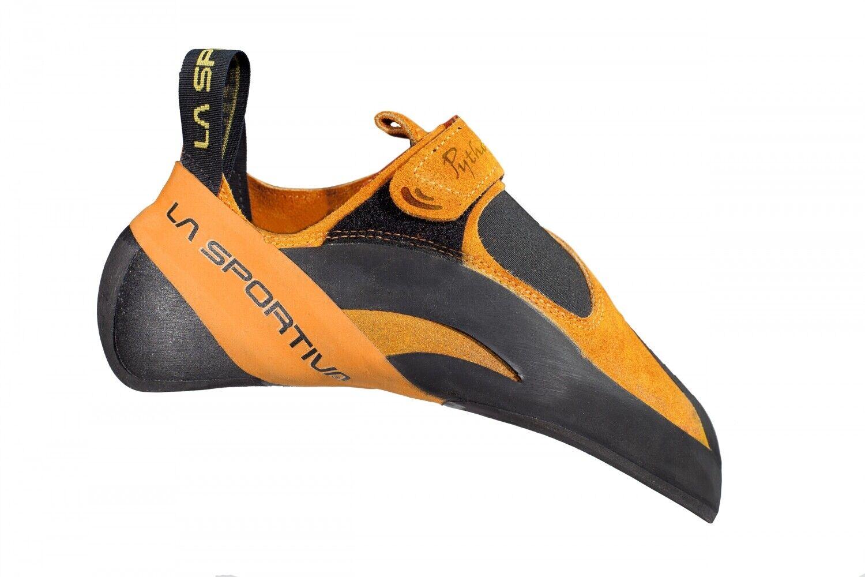 LaSportiva PYTHON Kletterschuhe Orange/Schwarz 864 Boulderschuh Herren