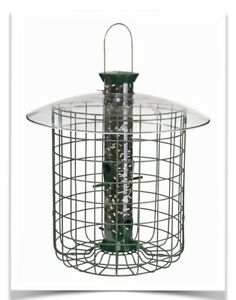 B7 Domed Cage Feeder Preventing Hairs From Graying And Helpful To Retain Complexion Droll Yankee Pet Supplies