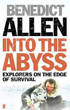 Into the Abyss, Allen, Benedict, New Book