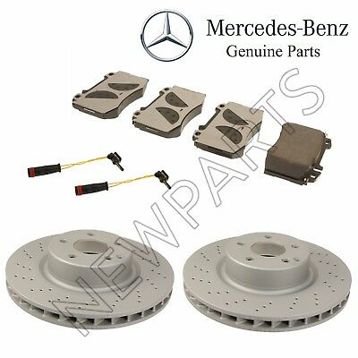 Fits Mercedes W215 W220 CL500 S430 S500 Front Disc Brake Rotor 220 421 25 12 A