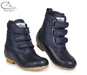 Elico Kids Airedale branche Splash Imperméable Hiver Outdoor Sports équestres Boot