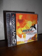 Moto Racer: World Tour (Sony PlayStation 1, 2000)