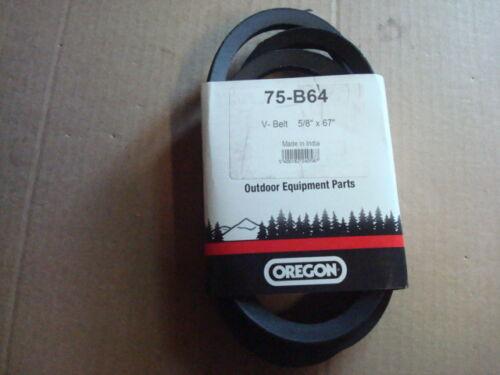 "MTD 954-0486 5//8 X 67/"" Replacement DRIVE belt replaces John Deere M144121"