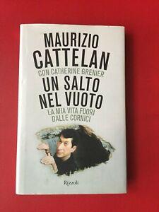 Cattelan-Maurizio-Un-salto-nel-vuoto-Rizzoli-2011