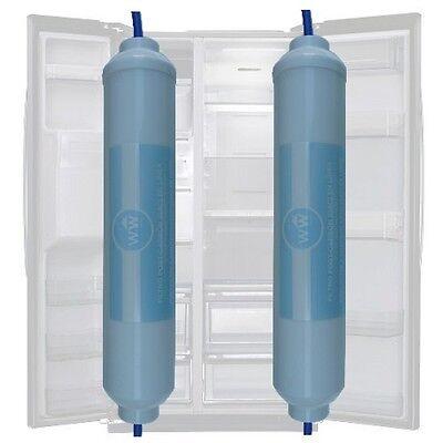 2x filtre à eau réfrigérateur américain LG remplace Filtre LG 3890JC2990A