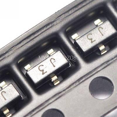 50pcs SMD Transistor S9013 J3 0.5A//25V NPN SOT-23 transistor,New /& original