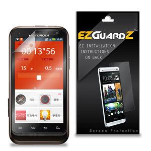 2X-EZguardz-LCD-Screen-Protector-Cover-HD-2X-For-Motorola-Defy-XT-Ultra-Clear