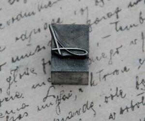 A-Initial-Bleibuchstabe-Stempel-Siegel-Buchstabenstempel-Siegelbuchstabe-Letter